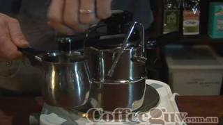 CoffeeGuy Bellman.