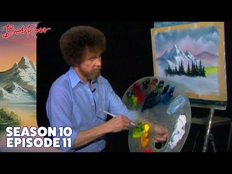 Bob Ross - Triple View (Season 10 Episode 11)