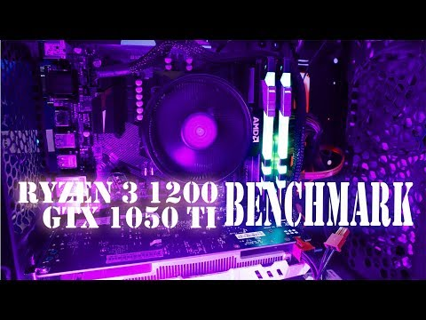 PC GAMING MURAH pake RYZEN 3 1200 dan GTX 1050Ti
