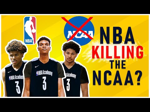 Is the NBA going to KILL college basketball? [JALEN GREEN, ISAIAH TODD, DAISHEN NIX GOING PRO]