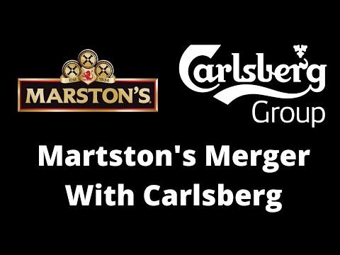 Marston's & Carlsberg Merger