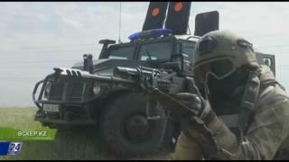 Әскер KZ. Военный автомобиль «Тигр»