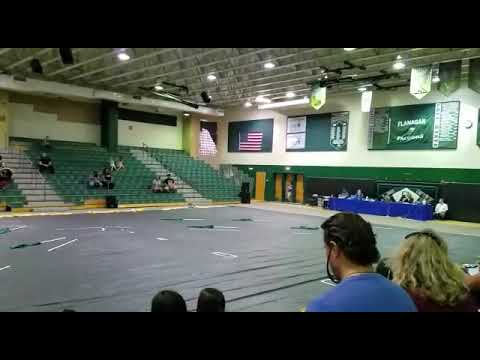 Everglades High School Winterguard 2017 Greenlight