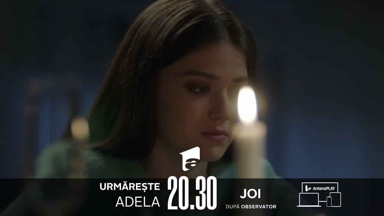 Adela, dezamăgită de persoanele dragi? 😔 Urmărește Adela, JOI, de la 20:30, la Antena 1! 😍