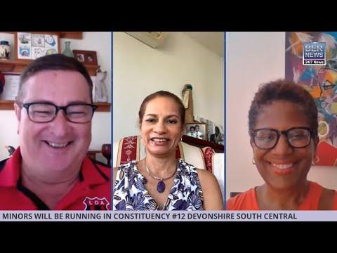 BNV   FDM Candidates Cheryl Packwood & Patrice Minors, Sept 22 2020