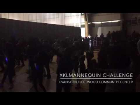 Evanston Mannequin Challenge XKLusive
