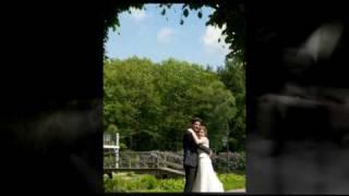 Bruidsreportage op Landgoed Molecaten in Hattem (Gelderland) - Alienke en Franck (28-05-2010)