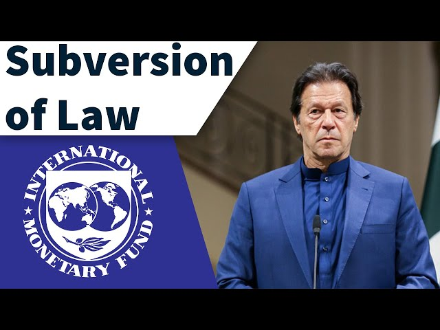 Subversion of Law | Sohail Iqbal Bhutti | 9 News HD