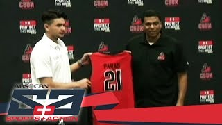 The Score: Kobe Paras officially welcomed by CSUN