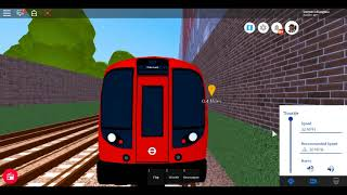 Roblox New MTG S8 Stock MTG Subway Sub-Surface Test from Henley Row to Downsview
