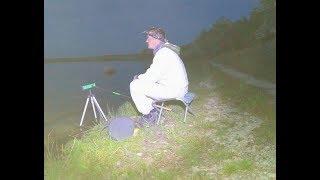 В поисках ингулецкого сазана. Рыбалка на Ингульце в августе с ночёвкой. ч 2