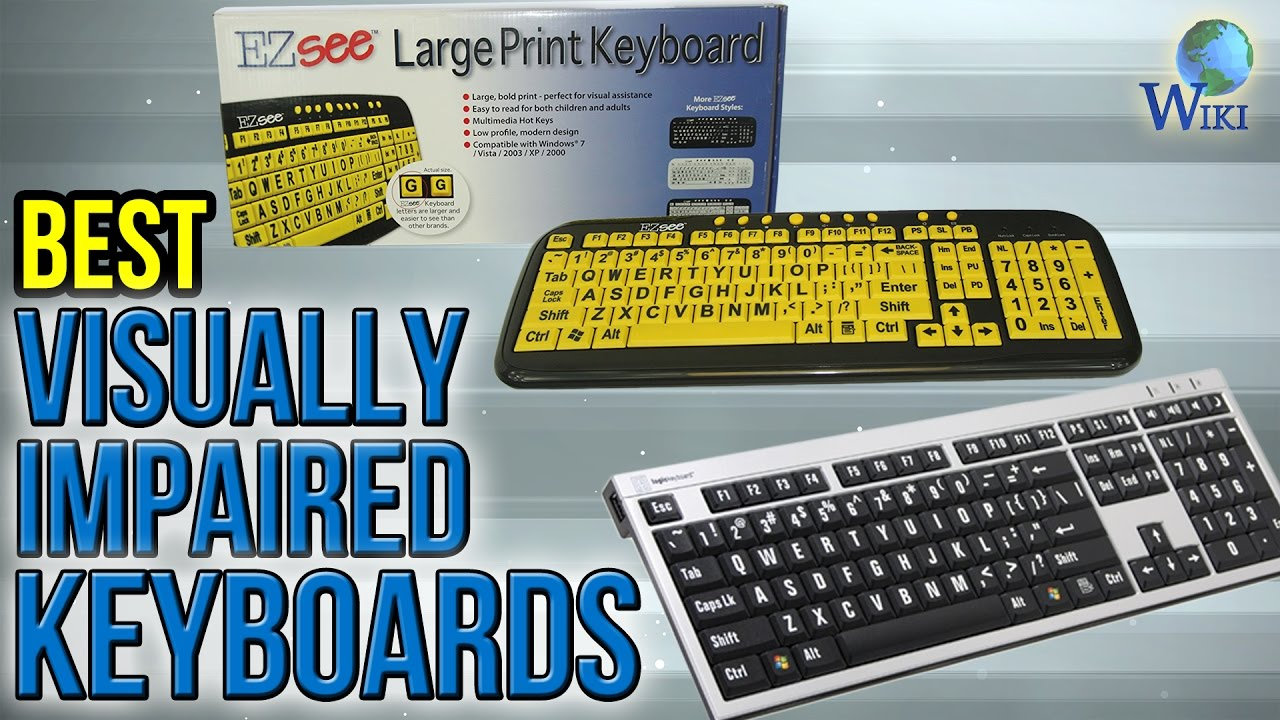 Computer Keyboard Diagram Kids Keyboards For 6 Best The Visually Impaired 2017 Youtube