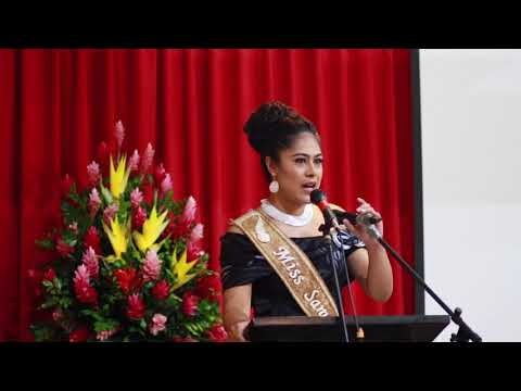 Miss Samoa NZ DAY 8 (PRE PAGEANT Interviews) - Miss Samoa Pageant Journey 2017
