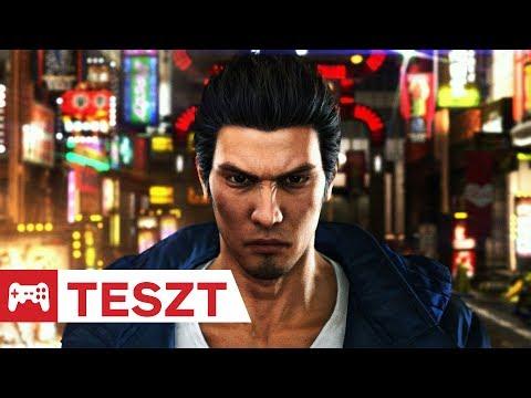 Bezúzott arcok, érzelmes gengszterek - Yakuza 6: The Song of Life teszt