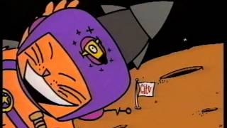 CITV - Ident - Cheesy in Space - 90s
