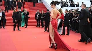 Cannes 2016 | Bella Hadid Wins The Sexiest Dress At Cannes Award