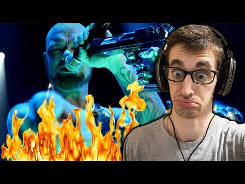 """Hip-Hop Head's FIRST TIME Hearing """"Wash It All Away"""" By FIVE FINGER DEATH PUNCH"""