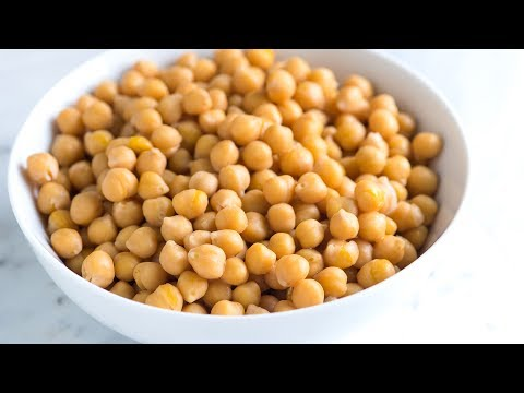 How to Cook Dried Chickpeas (Ultimate Guide)