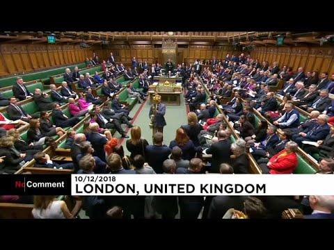 شاهد: رفع الصولجان الملكي بالبرلمان البريطاني والرسالة برسم تيريزا ماي…  - نشر قبل 4 ساعة