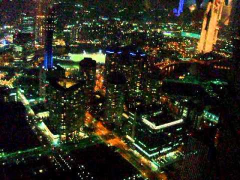 Night view from Minato Mirai 21, Yokohama, Japan