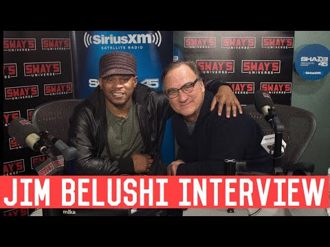 "Jim Belushi Talks New Movie ""Wonder Wheel"" And Pays Homage to Grandmaster Flash and Tupac"