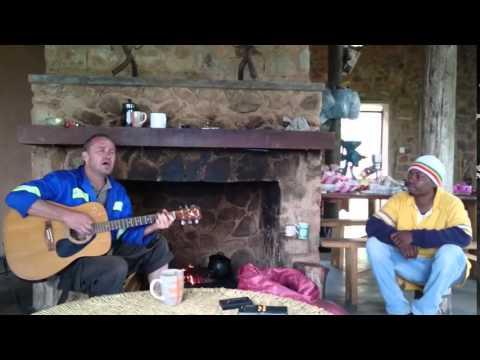 Gary and Eddy chimanimani men