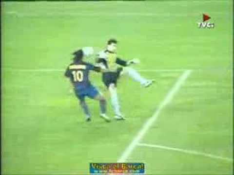 Fotball film ( Nedved, R.Carlos, Ronaldinho)