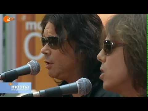 EUROPE-JOHN NORUM AND JOEY TEMPEST-ZDF