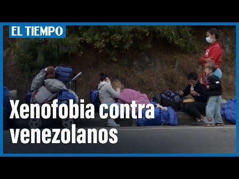 Download Aumenta la discriminación de venezolanos en Colombia