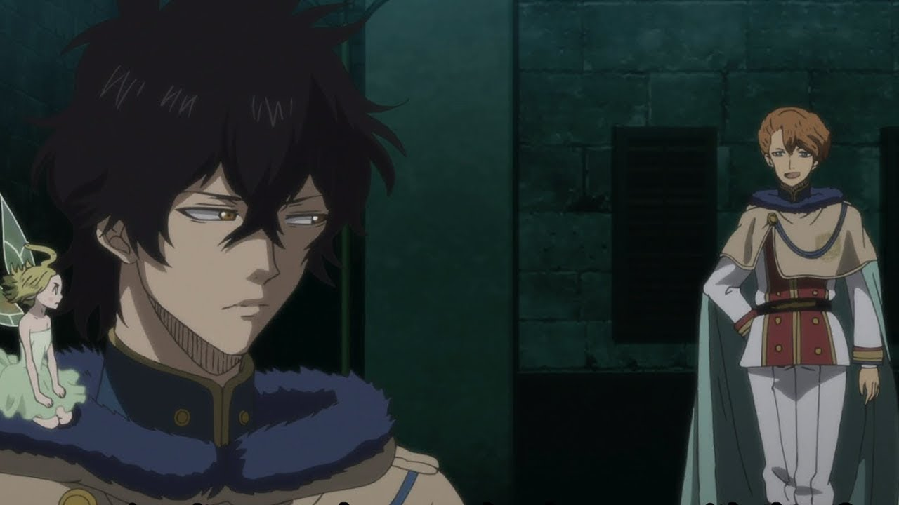 Yuno Just Owned Langris! (Black Clover Episode 53 review ...