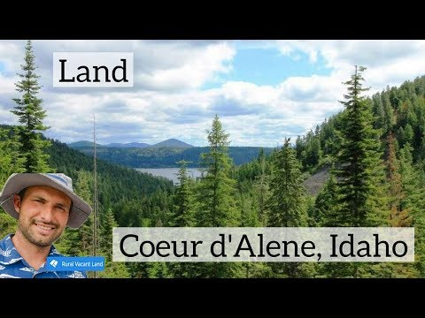 Land for Sale Near Coeur d'Alene, Idaho