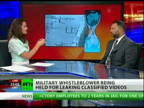 US Military finds the Wiki-leak