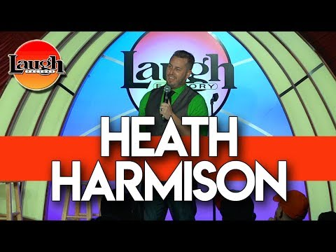 Heath Harmison | Potty Training | Laugh Factory Las Vegas Stand Up Comedy
