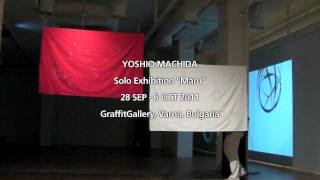 http://www.yoshiomachida.com 2011年9月28日から10月6日まで、ブルガリ...