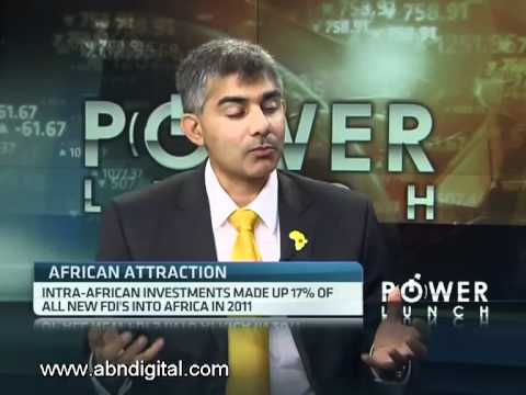 Foreign Direct Investments into Africa with Ajen Sita
