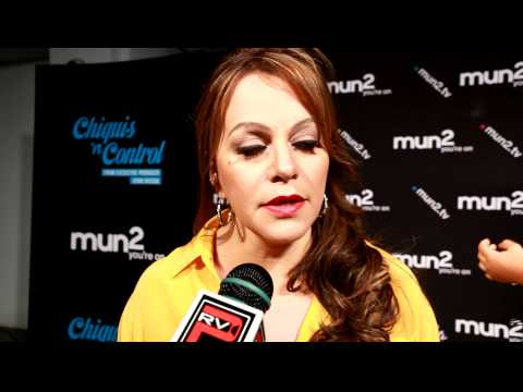 "PRV last interview with @JenniRivera during ""Chiquis In Control"" Launch Party"
