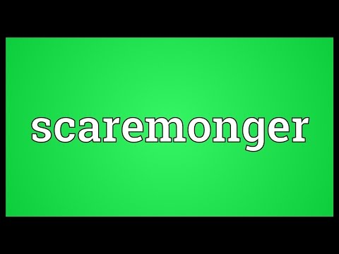 Header of scaremonger