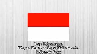 Lagu Kebangsaan Indonesia - Indonesia Raya 3 Stanza