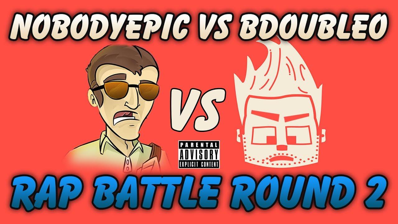 Rap Battle Round 2 Bdubs Vs Nobodyepic Remix Explicit