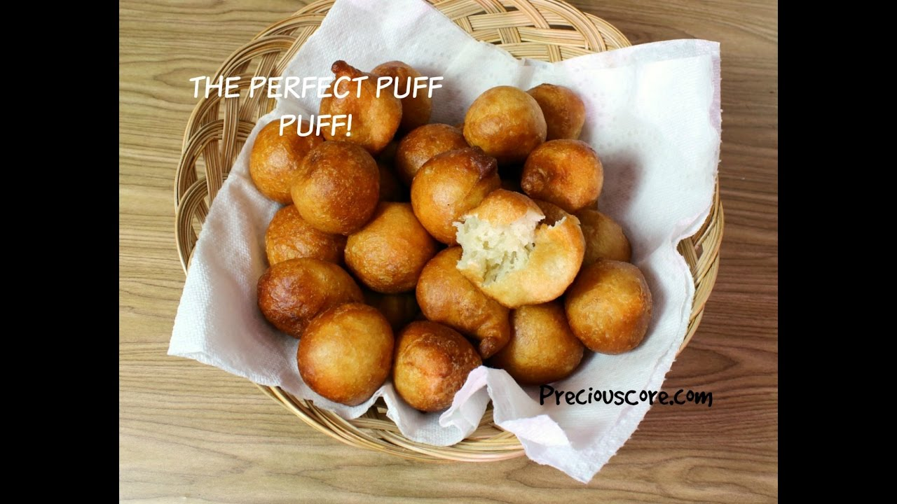 How to Make the Perfect Puff Puff - Cameroonian Puff Puff Recipe - Precious Kitchen - Ep 11