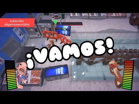 Supermarket Shriek Gameplay (PC Game)  