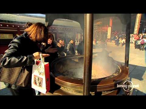 Tokyo City Guide - Lonely Planet travel videos