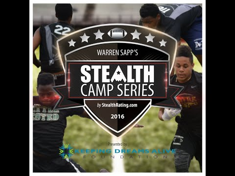 STEALTH CAMP SERIES - FLORIDA REGIONAL LIVE HIGH SCHOOL BROADCAST