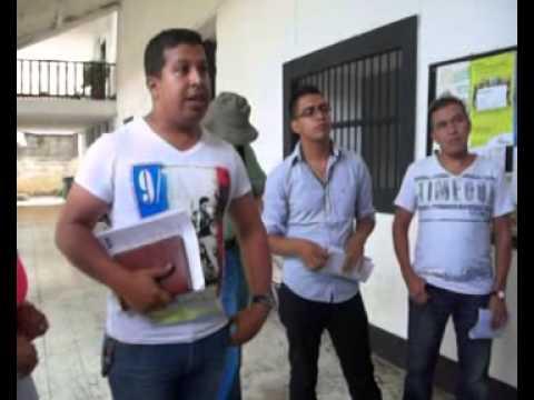 Tour English santa fe de Antioquia, Policia Nacional