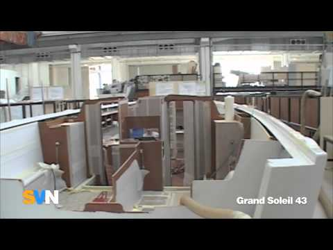 Grand Soleil 43 - in cantiere
