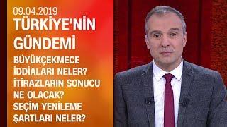 İstanbul'da seçimler yenilenebilir mi? Seçim yenileme şartları neler?-Türkiye'nin Gündemi 09.04.2019