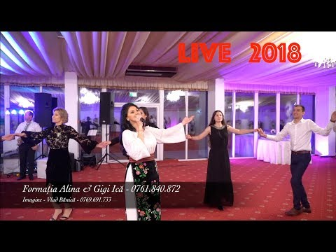 Alina Ică - Sarbe LIVE