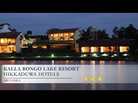 Kalla Bongo Lake Resort - Hikkaduwa Hotels, Sri Lanka