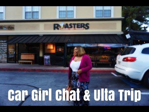Car Girl Chat & Come Shopping w  me @ Ulta!