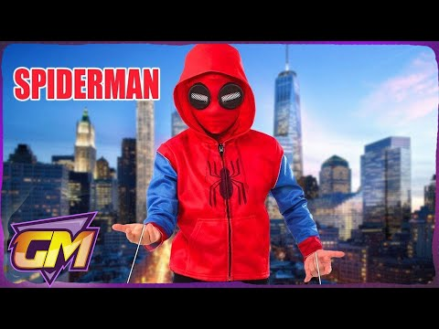 Thumbnail: Spiderman Homecoming - Kids Songs In Real Life!